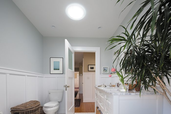 Solatube Bathroom Lighting