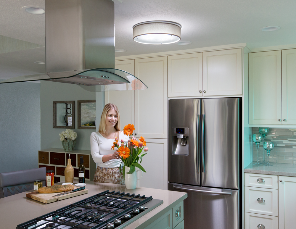 Kitchen Daylighting