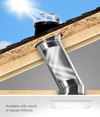 Solatube Skylight - New Innovative Skylight