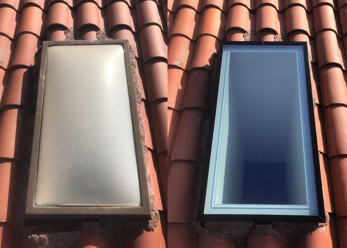 acrylic skylights vs solatube skylights